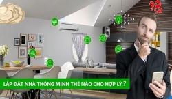 Lắp đặt hệ thống nhà thông minh tại Miền Trung