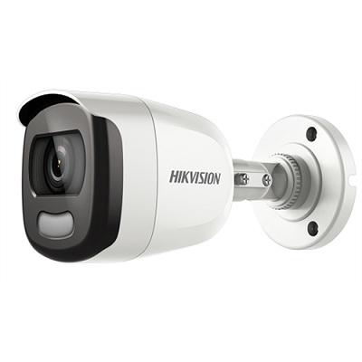 Camera Hồng Ngoại Hikvision DS-2CE12DFT-F 2.0 Megapixel Ban Đêm Có Màu
