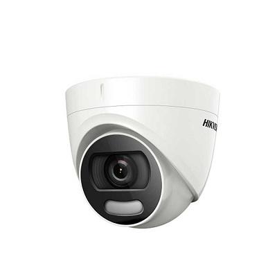 Camera Hồng Ngoại Hikvision DS-2CE72DFT-F 2.0 Megapixel Ban Đêm Có Màu