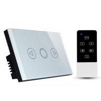 Công Tắc Cảm Ứng Thông Minh 3 Nút Điều Chỉnh Độ Sáng Cho Đèn SWR Có Kèm Remote