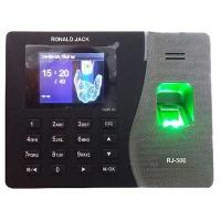 Máy chấm công vân tay và thẻ cảm ứng RONALD JACK RJ500