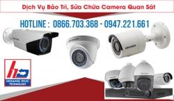Dịch vụ bảo trì, sửa chữa camera quan sát tại Quảng Nam