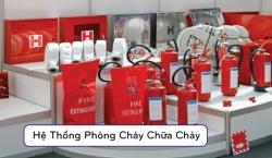 Thi công lắp đặt hệ thống phòng cháy chữa cháy PCCC chất lượng, giá tốt nhất thị trường