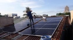 Hệ thống điện mặt trời hòa lưới 6 kWp tại Núi Thành, Quảng Nam