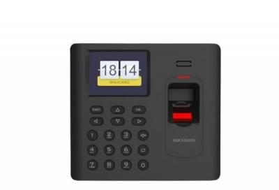 Máy chấm công vân tay, thẻ HIKVISION DS-K1A802AMF-B