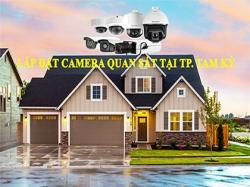 Tư vấn và lắp đặt camera quan sát tại Thành Phố Tam Kỳ
