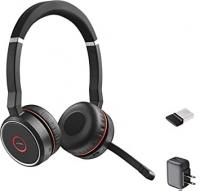 Jabra Evolve 75 headset UC Stereo Không dây