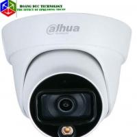 Camera HDCVI 2MP Full Color DAHUA DH-HAC-HDW1239TLP-LED